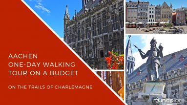 On the Trails of Charlemagne, Aachen travel guide