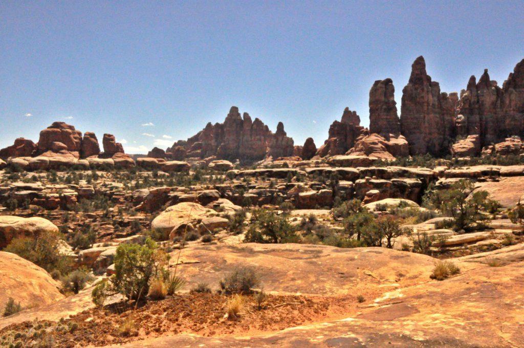 Needles Dsitrics close to Moab