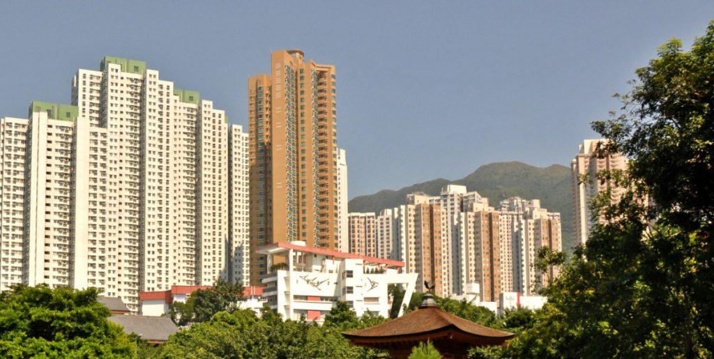 Hong Kong, the Vertical City