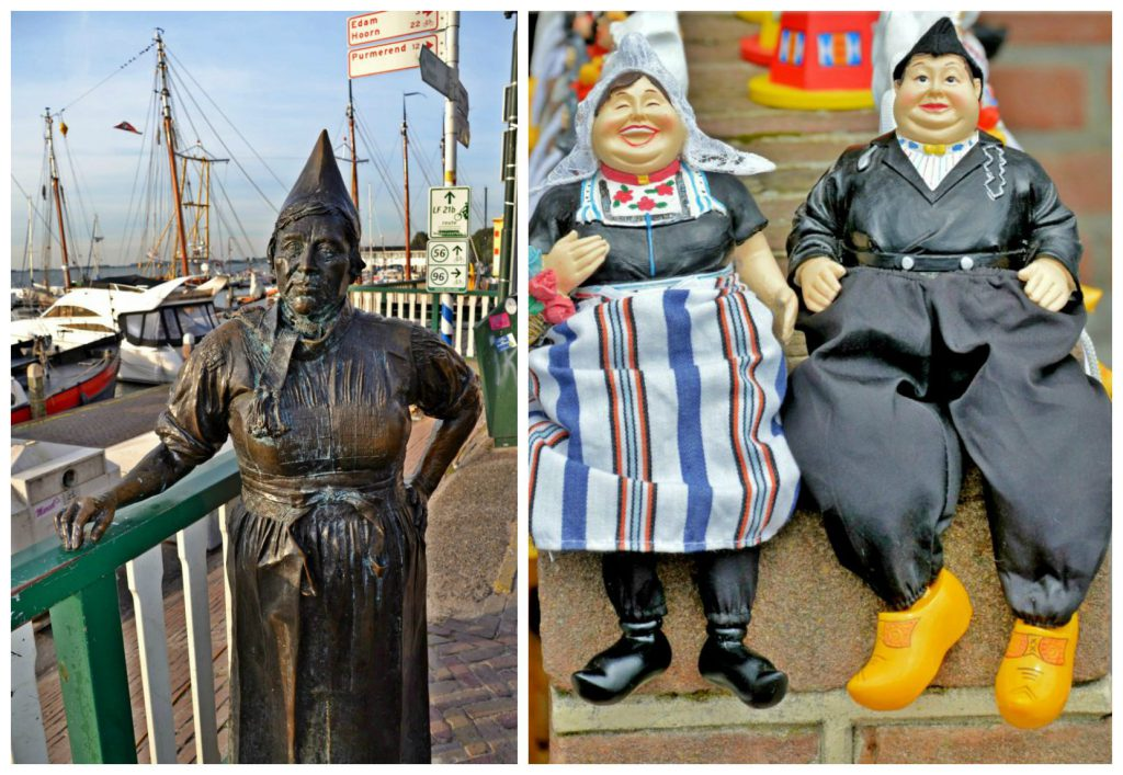 Volendam is a great place to see around Amsterdam.