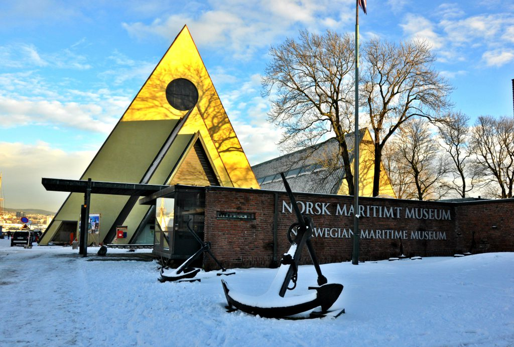 The Fram museum in Oslo is a must-see for maritime and history fans.