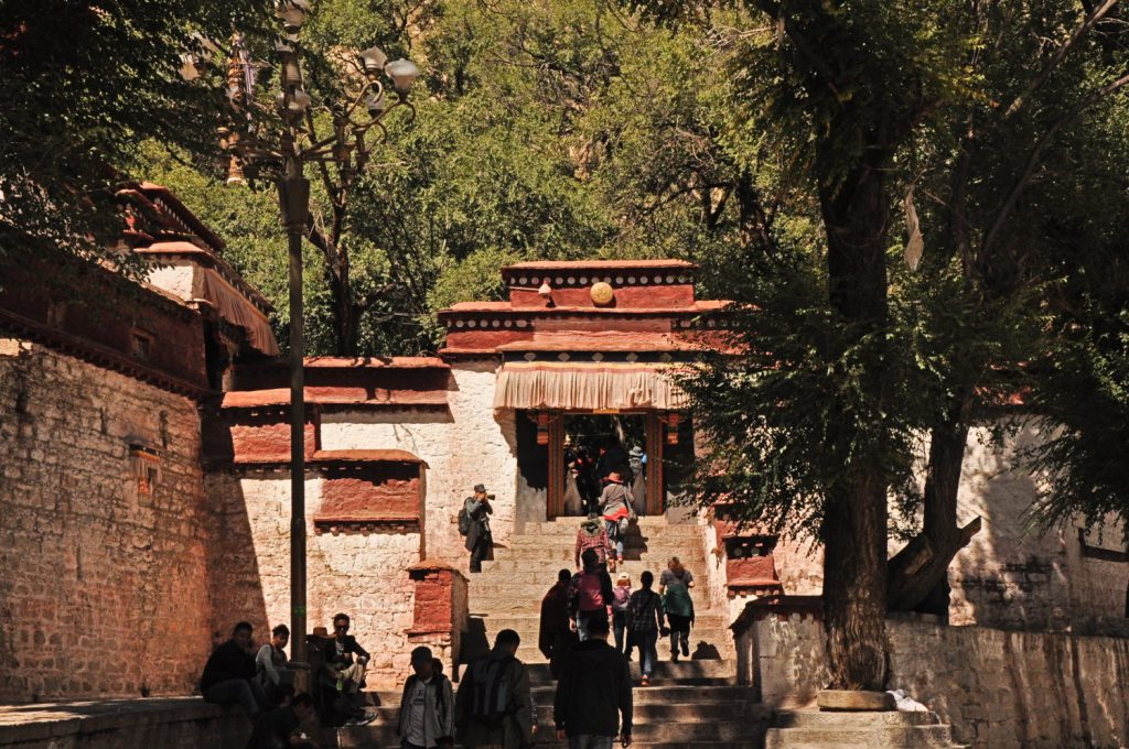 Lhasa Travel Guide. Sera Monastery is amongst the best places to see in Lhasa