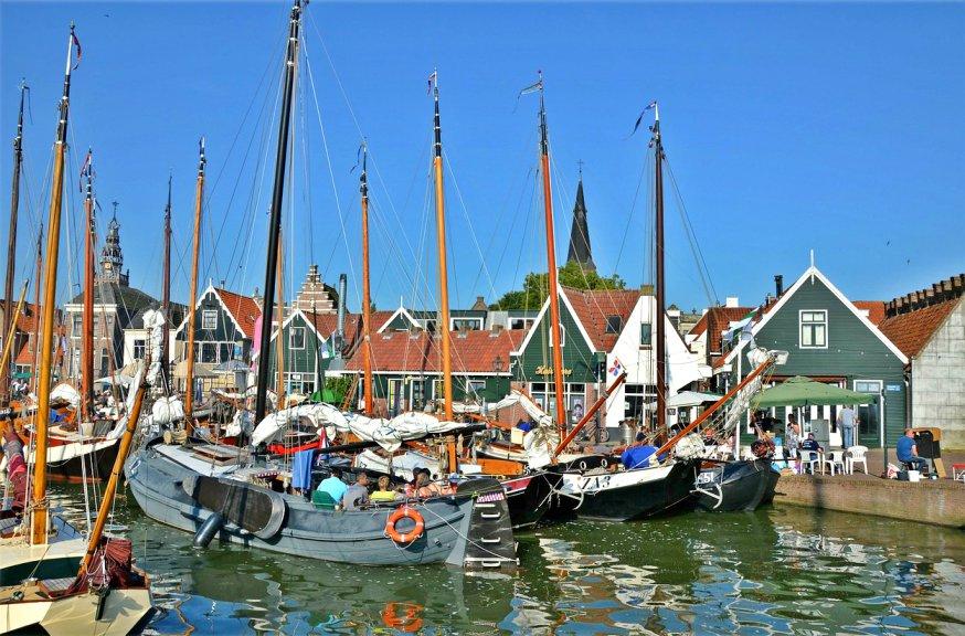 Marken is a hidden-gem for day-trips around Amsterdam.