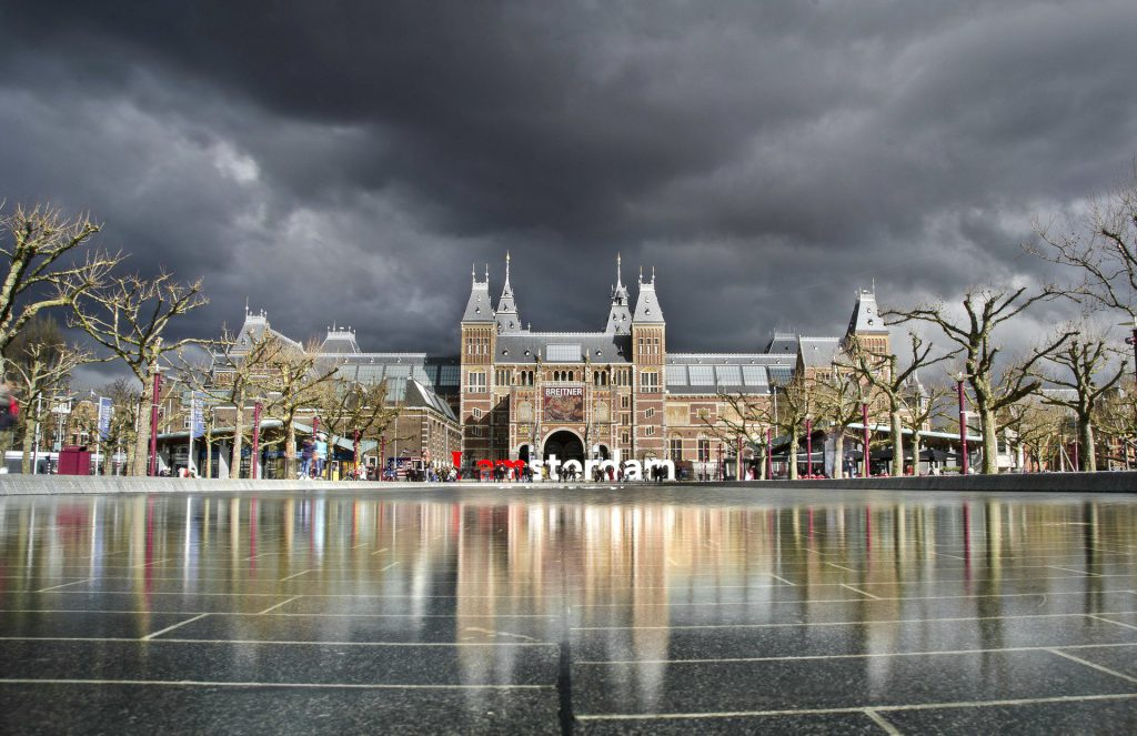 The Rijsmuseum in Amsterdam has to be on the list of European Capital Cities with amazing Museums.