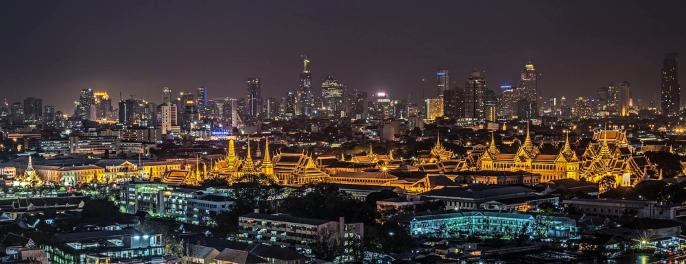 Bangkok, the number 1 of the most visited cities