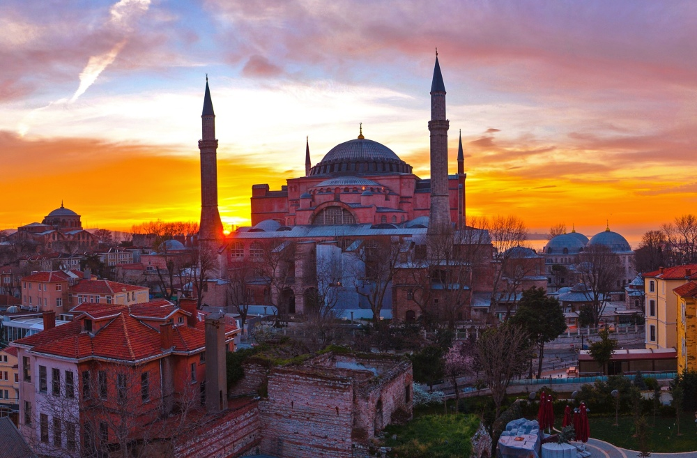 Istanbul, a top place to visit and number 9 of the most visited cities