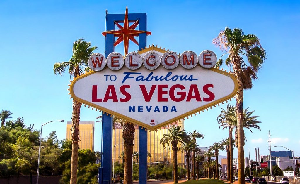 First Travel Facts are the huge number of hotel rooms in Las Vegas.