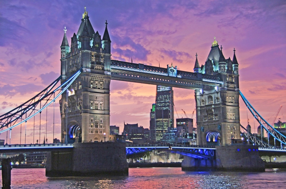 London, the most visited city in Europe and a top place to visit.