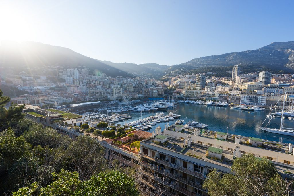 Monaco is smaller than Central Park, another travel fact.