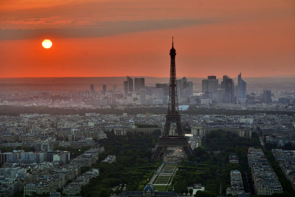 The Eiffel Tower in Paris a landmark and has an interesting travel fact to reveal.