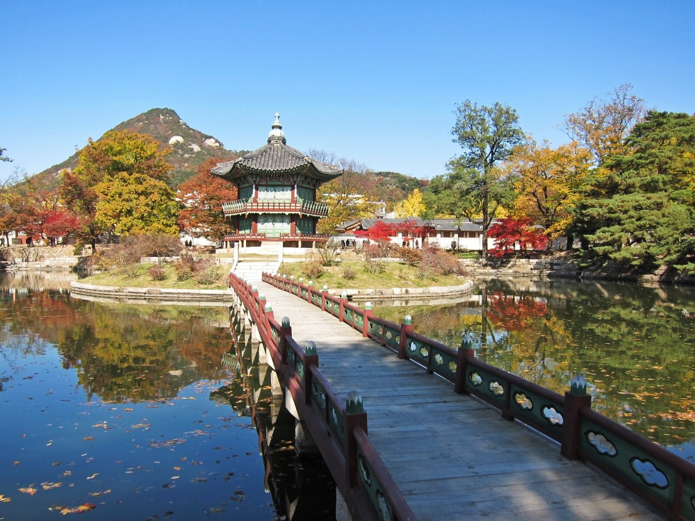 Seoul is a great travel idea