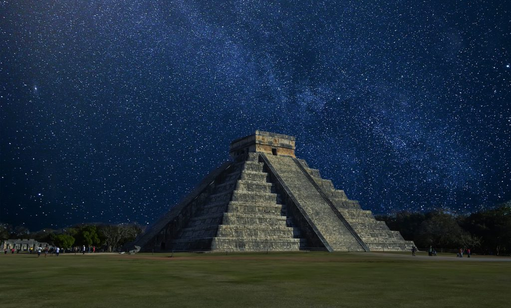 Chichen Itza is one of the New 7 World Wonders and located in Mexico.