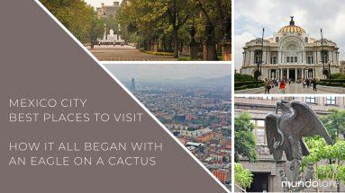 Mexico City - Best Historic Places