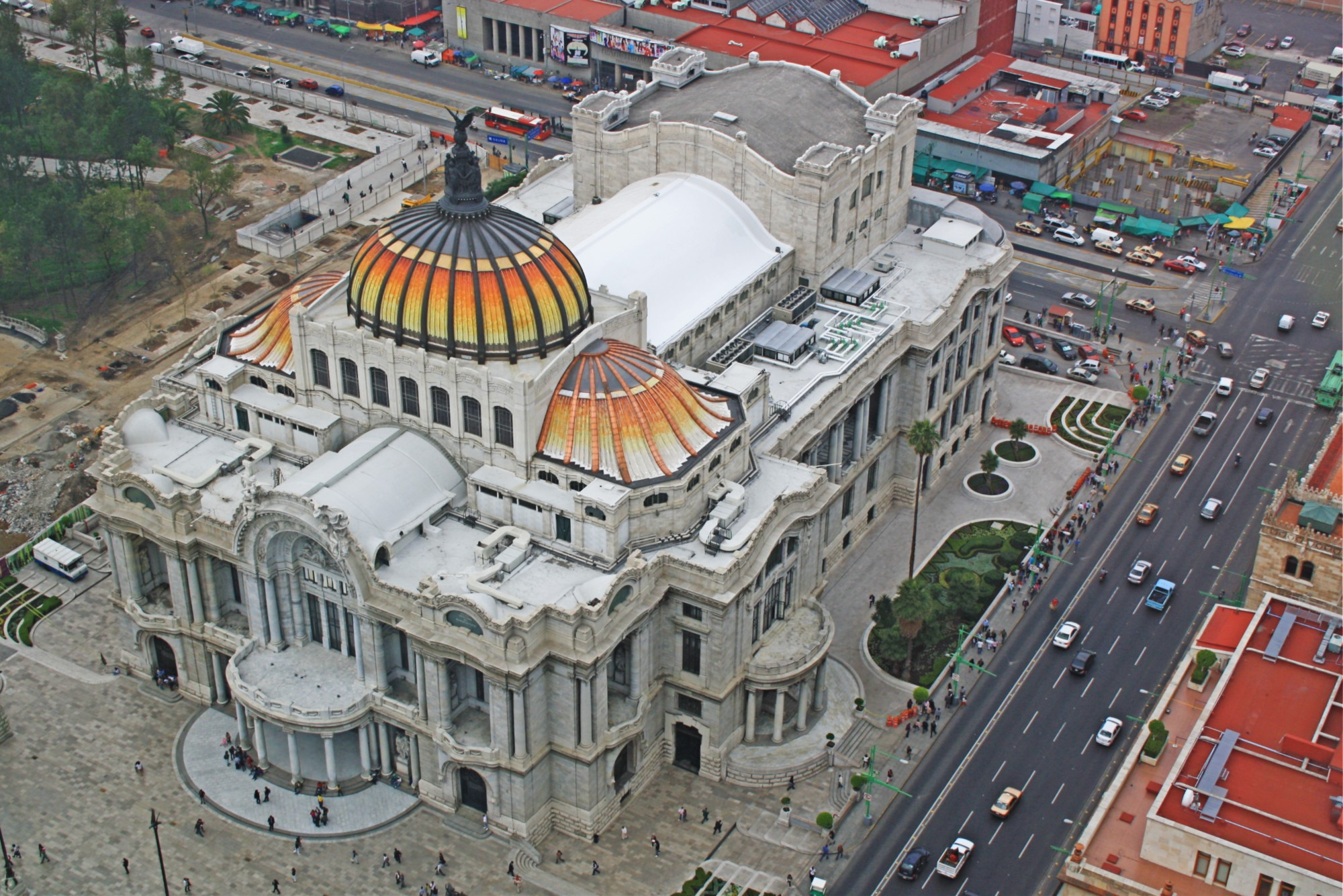 Mexico City Travel Guide – 8 Best Historic Places to visit