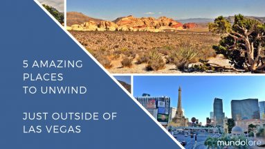 Las Vegas - 5 places to unwind just off the Strip